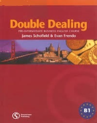 Double Dealing Pre-intermediate Student's Book + Teacher's Book