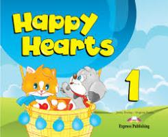 Happy Hearts 1 Pupil's Book