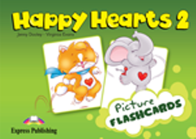 Happy Hearts 2 Flashcards